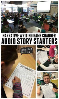 Narrative Writing Id