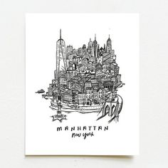 city prints (art for your wall)