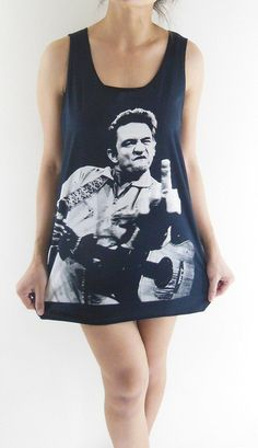 Johnny Cash Shirt  Johnny Cash TShirt Rock Country by panoTshirt