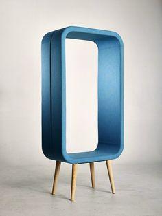 Frame Chair for Materia   Design Ola Giertz