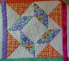 Kimmy filler & star quilt block