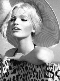 Daphne Groeneveld, Dior Addict Campaign