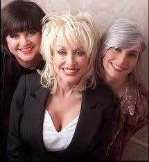 Linda Rondstadt, Dolly Parton and Emmy Lou Harris (Trio)