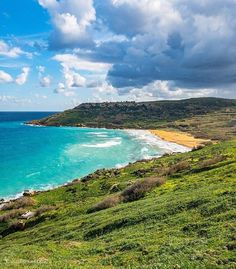 Enjoying #Sunday with this amazing view of Ramla l-hamra in #Gozo   Featured Photographer: @jciapparaphotography  Tag your #photos with #MaltaPhotography to get a chance to be #featured on @maltaphotography - www.mpify.com  #ramla #beach #trekking #trail #crystal #blue #sea #love #swim #bay #sun #colours #island #jj #Malta #Photography #instagramhub #instafamous #photooftheday #picoftheday #lonelyplanet #travel #destination #worlderlust #beautifuldestinations