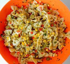 Nudelsalat ohne Mayo