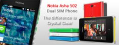 Last 5 seats, Rs. 800/- only for Nokia Asha 502. HURRY BEFORE ITS TOO LATE!! http://www.dealite.in/Auction/Nokia-Asha-502/DEAL09112147  * Original, box packed and with 1 year manufacturer's warranty * Dual Standby SIM (GSM + GSM) * 3-inch LCD Capacitive Touchscreen * 5 MP Primary Camera * FM Radio * Wi-Fi Enabled * Expandable Storage Capacity of 32 GB