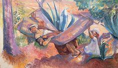 Le Hamac, 1913 - Henri Charles Manguin (French, 1874-1949)