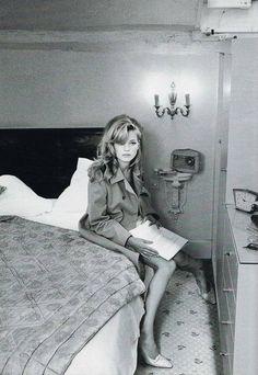 Kate Moss for US Vogue, 1995, by Ellen von Unwerth