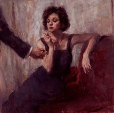 """City Stroll"" - Originals - All Artwork - Ron Hicks 