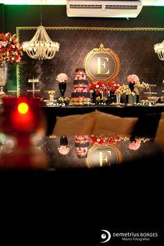 Espaço Zurique, decoração Violeta Rosa Chá.