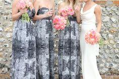 Bridesmaid dresses. www.lizziepatterson.com
