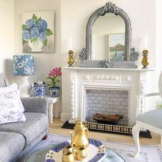 1/12 scale modern living room