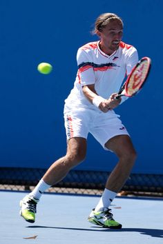 Alexandr Dolgopolov Photos - 2016 Australian Open - Day 1 - Zimbio