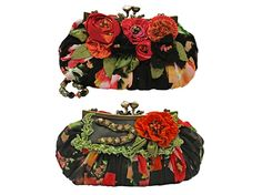 Mary Frances handbags are crafted with a unique designer touch that makes them both usable and colle