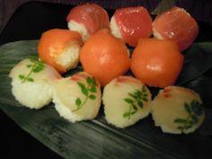 Japanese home cooking: Temari sushi