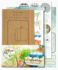 Travelers Notebook, Art Journals, Bible, Crafts, Journaling, Psalms, Biblia, Manualidades, Caro Diario