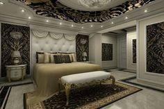 3d bed room design's