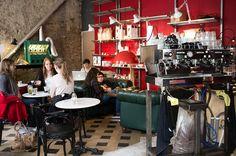 Normo. Best coffee in Antwerp.