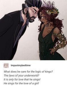 Hades x Persephone Lol who thought at first that this was Hades and Hazel It's kind of like Listen here young lady No dad 70 years 70 years no even more than 70 years I'm old enough Greek And Roman Mythology, Greek Gods And Goddesses, Hades Greek Mythology, Percy Jackson, Rick Riordan, Lore Olympus, Heroes Of Olympus, Olympians, Underworld