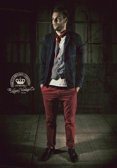 SS'13 - Summer 2013 - Mens Fashion