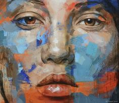 The works I selected for you today are created by the South African painter and sculptor Lionel Smit. Impressive paintings in oil on canvas that immortalize amazing charming female ...