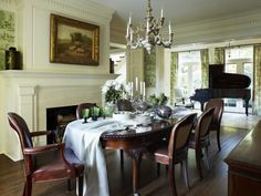 An English-Inspired East Hampton Home by Jack Fhillips - The Glam Pad