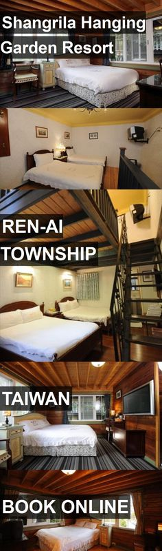 Hotel Shangrila Hanging Garden Resort in Ren-ai Township, Taiwan. For more information, photos, reviews and best prices please follow the link. #Taiwan #Ren-aiTownship #travel #vacation #hotel
