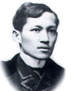 Learn About Jose Rizal, A National Hero of the Philippines: Photo of Jose Rizal, a genius and resistance leader in the Philippines during Spanish colonization.
