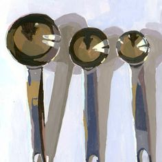 """""""Measuring Spoons"""" Elizabeth Mayville"""