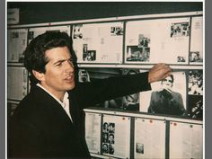 "JFK jr george and me photos | of my awesome boss, JFK Jr. From the memoir ""JFK Jr., George & Me ..."