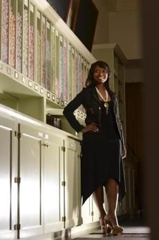 Most Stylish Bostonians of 2013: Yalonda Howze. Age: 41. Occupation: Attorney and owner, Evelyn & Angel's Candy Shop. Residence: Cambridge. #bostonstyle