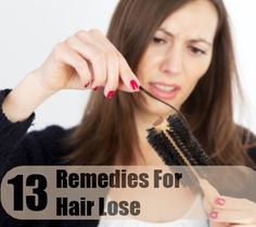 13 Top Hair Loss Remedies