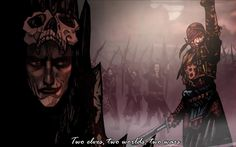 Aen Sidhe and Aen Elle by Rinarvell on DeviantArt