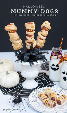 Halloween Dinner ide
