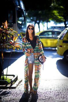 A Alma Encantadora das Ruas | Rio Street Style