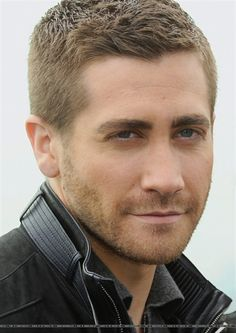 Jake Gyllenhaal. i don't care how old he gets. he's still sexy as hell.
