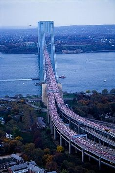 New York City Marathon! This one might happen this fall!!!