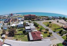 We still love the view over Mandurah Marina and Silver Sands beach.