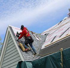 Roof repair business