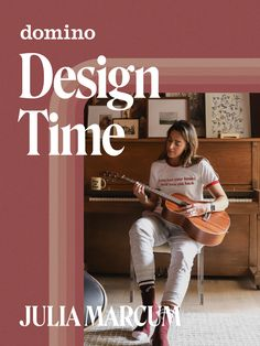 Tune in to this week's episode of Design Time featuring Julia Marcum #Sponsored Personal Mantra, Chris Loves Julia, Four Sisters, Color Pairing, Adhesive Vinyl, Pantone Color, 2000s, Super Powers, Crate And Barrel