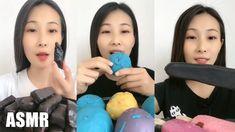 ASMR    Eating Sound   Sexy Asian Girl Crunchy Sound Sexy Asian Girls, Asmr, Channel, Autonomous Sensory Meridian Response