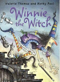 Libri in inglese a tema Halloween - Winnie The Witch