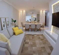 Espaços integrados. Amo! Projeto Gabriela Massucati Via @maisdecor_ www.homeidea.com.br Face: /homeidea Pinterest: Home Idea #homeidea #arquitetura #ambiente #archdecor #archdesign #projeto #homestyle #home #homedecor #pontodecor #fitadeled #photooftheday #interiordesign #interiores #picoftheday #decoration #revestimento #decoracao #architecture #revestimento3d #espacosintegrados #inspiration #project #regram #home #casa #grupodecordigital