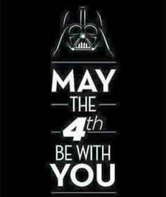 Happy star wars day!