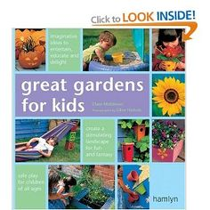 Great Gardens for Kids book.  Looks like a good resource for the farm.