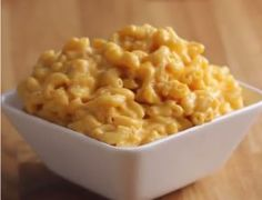recette macaroni fromage rapide