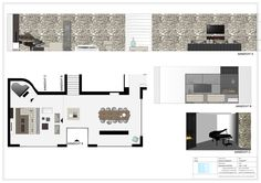 Project finca Ibiza , woonkamer definitief - EYE INTERIOR DESIGN