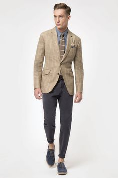 Want: Hackett Spring Tweed Jacket - SS15 Pre-Collection