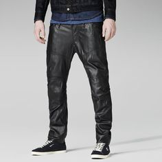 RAW ESSENTIALS LEATHER 5620