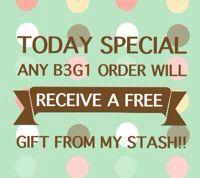 B3G1 order